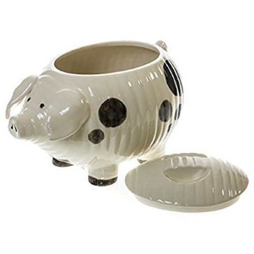 ceramic-spotted-pig-black-and-white-cookie-jar-by-cracker-barrel