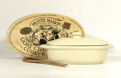 Petite Maison Goat Cheese Baker by Wildly Delicious Cream by Wildly Delicious (Goat Cheese Baker compare prices)
