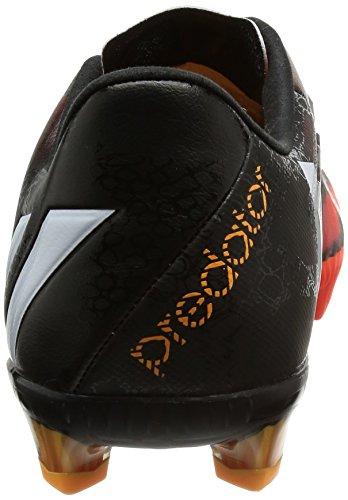 Adidas, Predator Instinct F, Scarpe Sportive, Uomo, Multicolore (C Black/C White/Sol Red), 44