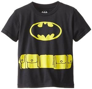 DC Comics Boys 2-7 Batman Logo Caped Tee at Gotham City Store