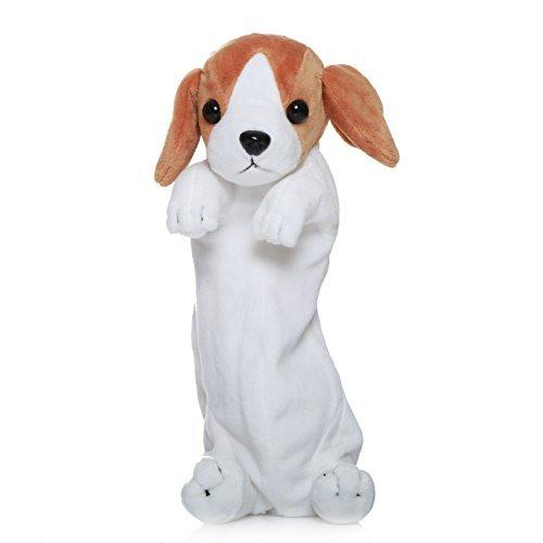 plush-cute-3d-dog-pencil-bag-soft-pen-case-stationery-pouch-cosmetic-makeup-storage-labrador