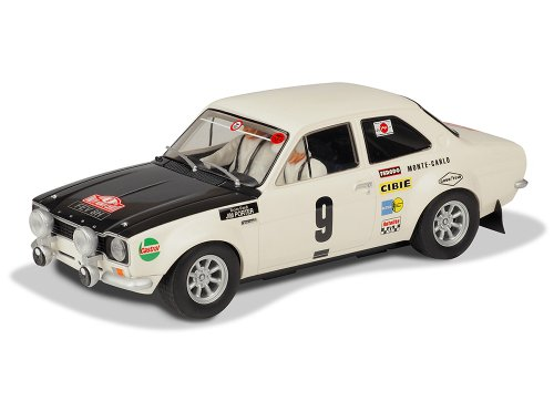 Scalextric C3440 '70 Rs1600 Monte Carlo Ford Escort Slot Car (1:32 Scale)