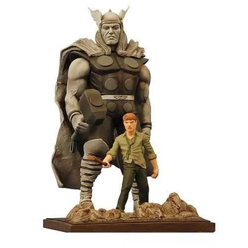 Marvel Origins: Thor Statue - Buy Marvel Origins: Thor Statue - Purchase Marvel Origins: Thor Statue (Marvel Statues, Busts, Prop Replicas, Toys & Games,Categories,Action Figures,Statues Maquettes & Busts)