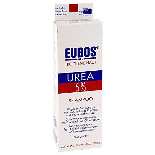 Pelle Secca Eubos Urea 5% Shampoo 200ml Shampoo