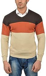 UV&W Men's Cotton Sweater (WSSF12 CHAMPANE, XL)