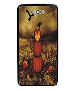 Techno Gadgets Back Cover for Xolo black