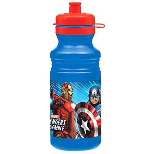 Amscan Avengers Drink Bottle