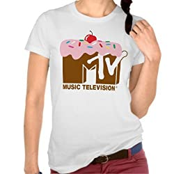 MTV: Cupcake Tee - Girls