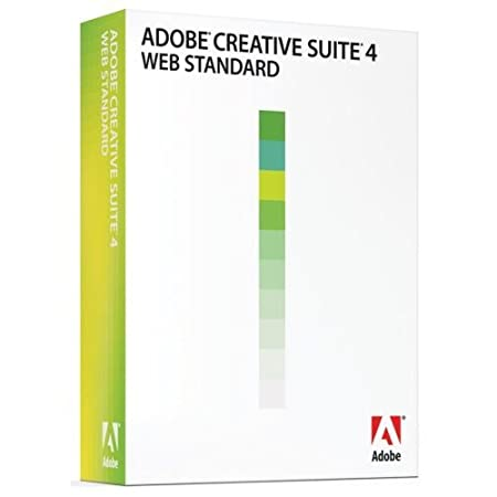 Adobe Creative Suite 4 Web Standard Upgrade [Mac] (Spanish)