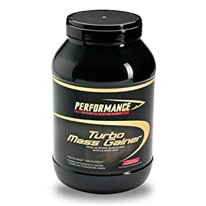 Performance Sports Nutrition - Turbo Mass Gainer - 1kg-Chocolat