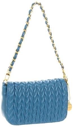 Big Buddha Ruby Cross-Body Bag,Blue,One Size