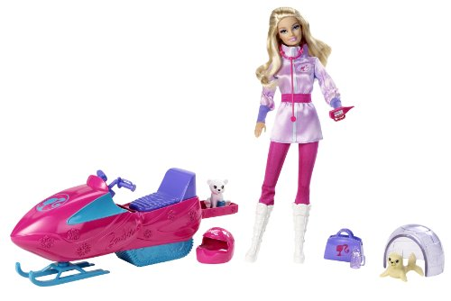 Barbie I Can Be Arctic Rescuer Playset (Barbie I Can Be Vet compare prices)