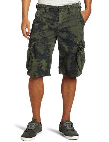Union Jeans Men's Aloha Camo Cargo Short