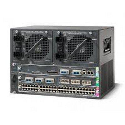 Cisco Catalyst 4503-E - Switch - rack-mountable - PoE
