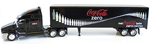 coca-cola-164-coke-zero-trailer-die-cast-modello-collezionisti