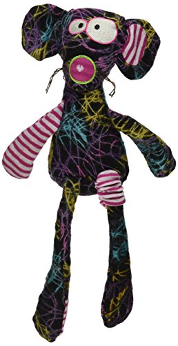"""Ganz 14"""" Silly Squiggles Mouse Plush Toy"""