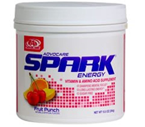Advocare Spark Fruit Punch Canister (Spark Energy Fruit Punch compare prices)