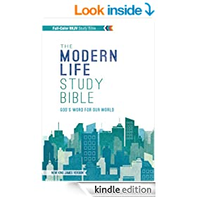 The Modern Life Study Bible: God's Word for Our World