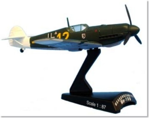 Model Power Messerchmitt Bf109E 4/7 Trop Model Airplane