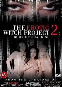 Erotic Witch Project 2 [DVD]