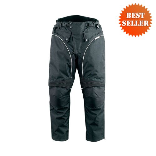 Motorcycle Pants - Waterproof Motorcycle Pant with Removable Armor