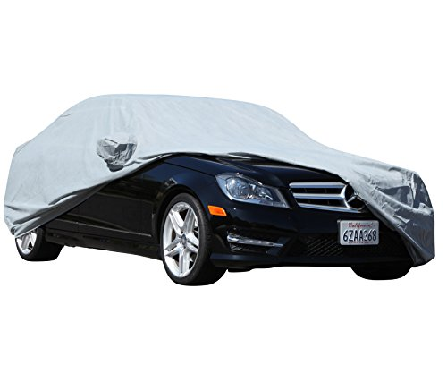 XtremeCoverPro 100% Breathable Car Cover for Select Porsche Boxster Boxster S 2000 2001 2002 2003 2004 2005 2006 2007 2008 2009 2010 2011 2012 2013 2014 2015 (Space Gray)