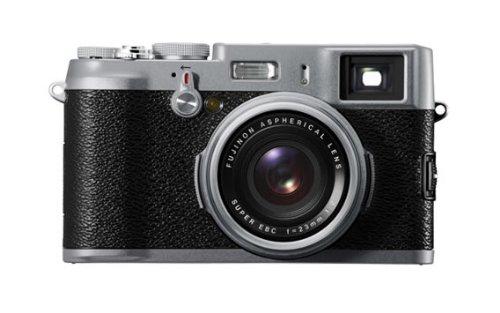 Fujifilm FinePix X100 Digital Camera - (12.3MP, APS-C CMOS EXR) 2.8 inch LCD