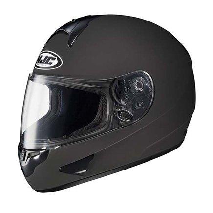 HJC CL-16 Solid Helmet - Small/Matte Black
