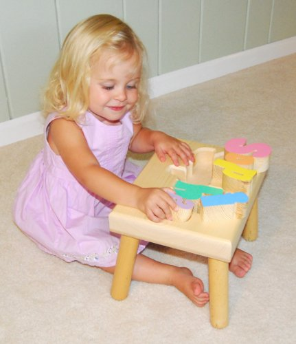 Personalized Wooden Child