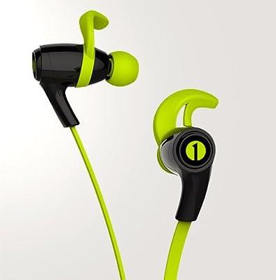 1byone? Bluetooth Sports Headphones Black/Green