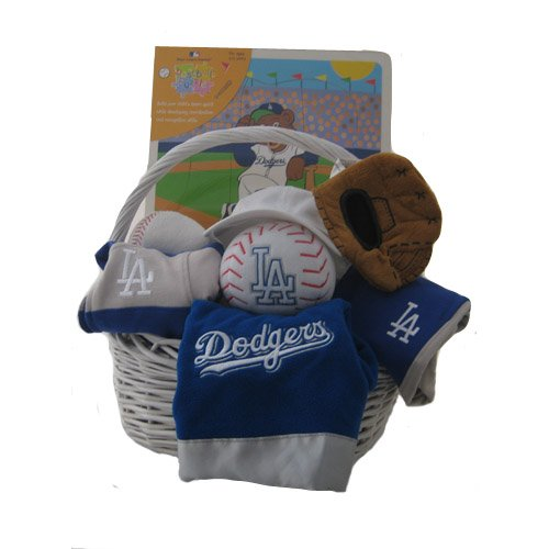 Baby Gift Los Angeles : Dodgers baby blanket los angeles
