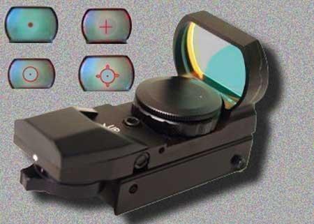 Red Dot Leuchtpunkt Zielvisier 1x33