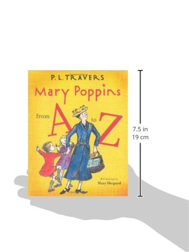 Mary Poppins from A to Z P. L. Travers HMH Books for Young Readers