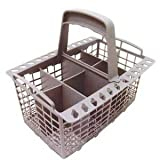 Genuine Dishwasher Cutlery Basket fits Ariston, Indesit, Creda, Hotpoint