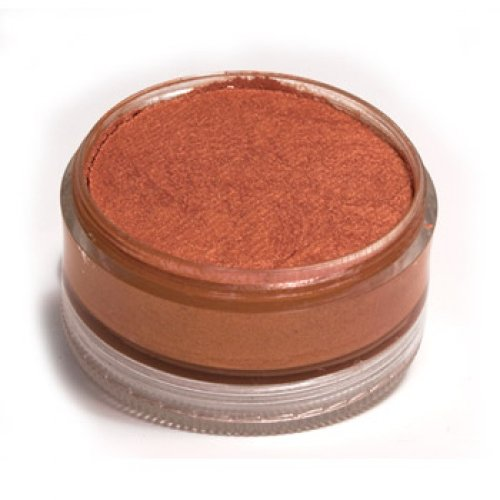 Wolfe Face Paints - Metallic Copper 300 (3.17 oz/90 gm)