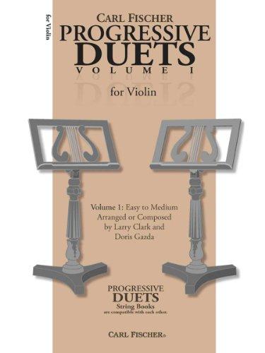 Progressive Duets Vol.1 Violin
