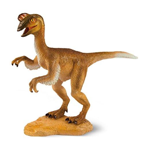 Geoworld Jurassic Hunters Oviraptor Dinosaur Model - 1