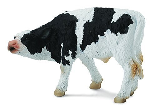 CollectA Suckling Friesian Calf