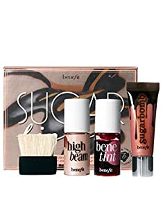 BENEFIT COSMETICS sugarlicious deliciously nude...POCKET-SIZED lip & cheek kit