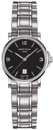 Certina Ladies 'Watch XS Analog Quartz Stainless Steel c017.210.11.057.00