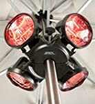 Heatmaster U3 Popular 2kW Umbrella Pa...
