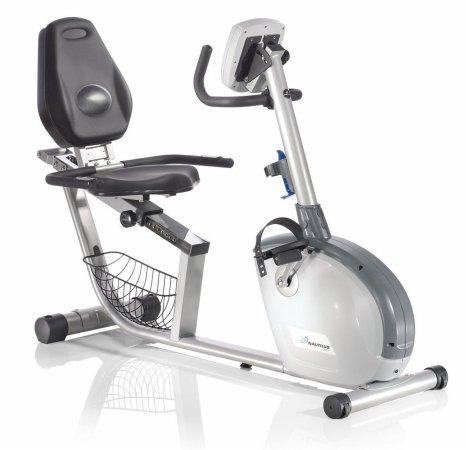 Nautilus R514c Recumbent Exercise Bike