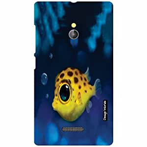 Design Worlds Nokia XL RM-1030/RM-1042 Back Cover - Fish Designer Case and Covers