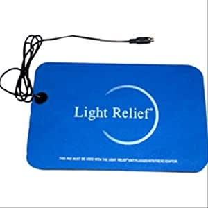 Amazon Com Extra Large Pad For Light Relief Infrared Pain