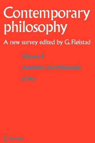 Volume 9: Aesthetics and Philosophy of Art (Contemporary Philosophy: A New Survey) (English, French and German Edition)