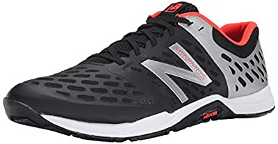 New Balance Men's MX20v4 Minimus Cross-Training and Weightlifting Shoe from New Balance Athletic Shoe, Inc.