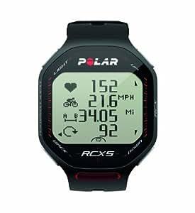 POLAR 90038882 RCX5 Cardiofréquencemètre Noir