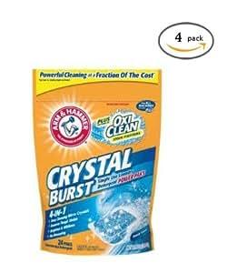 Amazon.com: Arm & Hammer Crystal Burst Oxi Clean Laundry