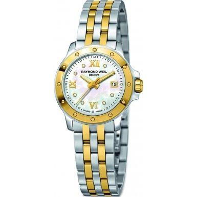 Raymond Weil Women's 5399-STP-00995 Classy Elegant Swiss Made Watch