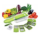 Genius New Genius Nicer Dicer Plus Multi Chopper Vegetable Cutter Fruit Slicer